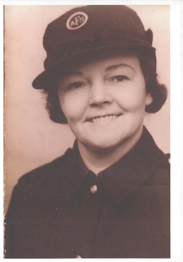 Winifred Alexandra Peters